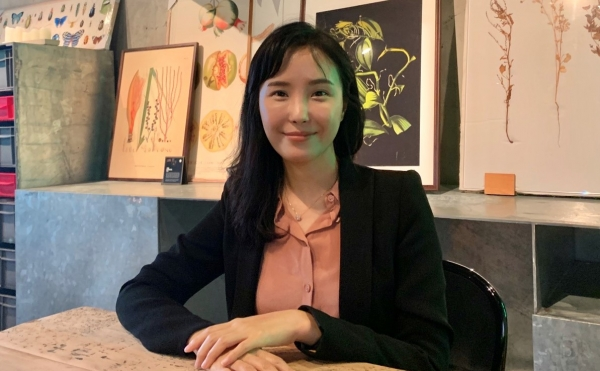 Song Ji-huen connects the dots to her voyage of four careers