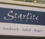 Sandwiches came to Ewha along with this sign.