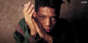 One of YourArt's video essays, 'Why are there so many crowns in the works of Basquiat?', which showed doubled index performance.Photo provided by YourArt.