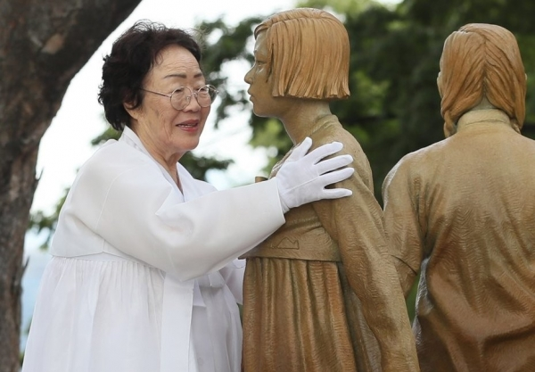 "Former ""comfort women"" victim Lee Yong-Soo  requests filing a case to ICJ"